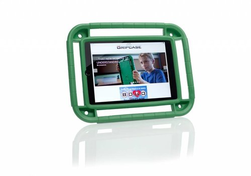 "Parotec-IT Gripcase iPad 5-iPad Air iPad Air 2 iPad Pro 9.7"" groen"