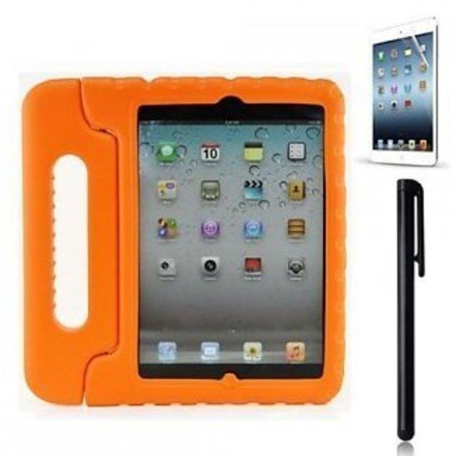 iPad kidscover case in the classroom orange-1