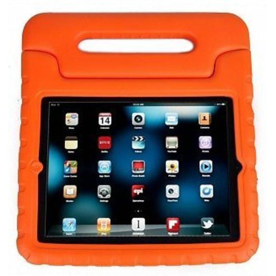 iPad kidscover case in the classroom orange-3