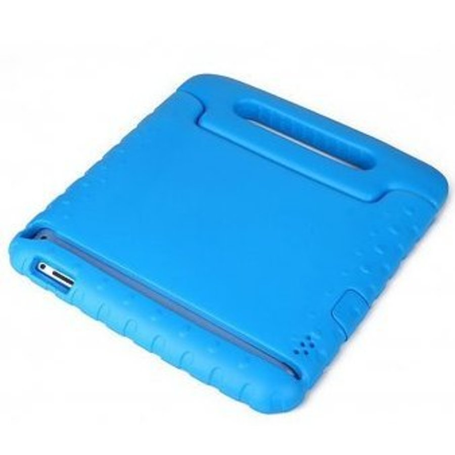 iPad kidscover case in the classroom blue-2