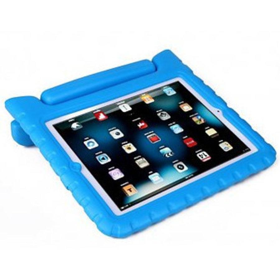 iPad kidscover case in de klas blauw-3