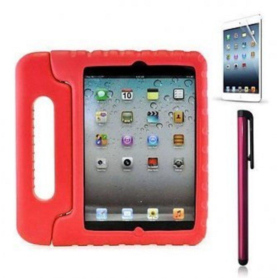 iPad kidscover case in de klas rood-1