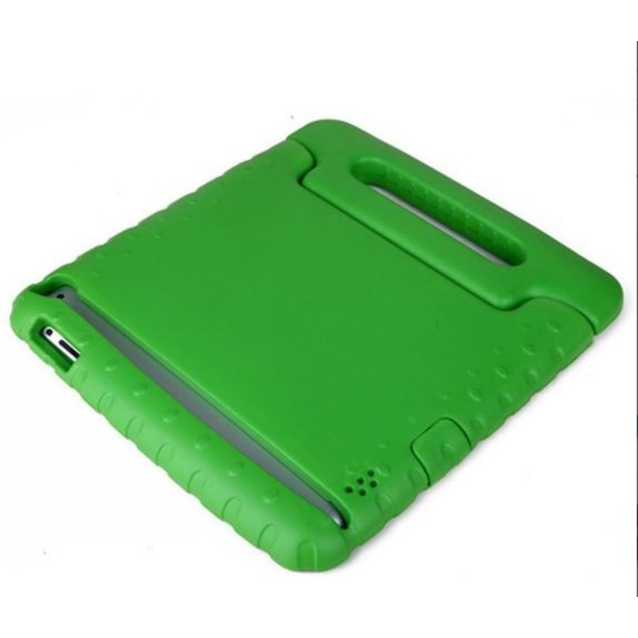 iPad kidscover case in the classroom green-3