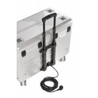 thumb-i20; mobiel oplaadstation voor 20 iPad, met compartiment indeling zilverkleur-7