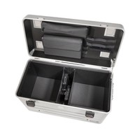 thumb-Mobile chargingstation for maximum 20 iPads or tablets, i20 trolley case, without compartments silver-4