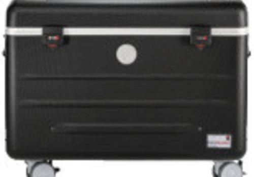 Parat charge i20-KC trolley koffer voor 16-20 tablets, zonder vakken zwart