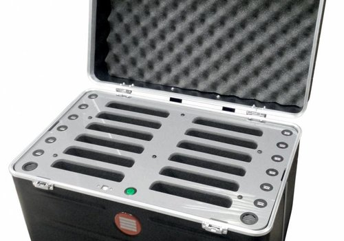 Parotec-IT charge & sync C692 case for 12 iPad's and tablets till 10.2""