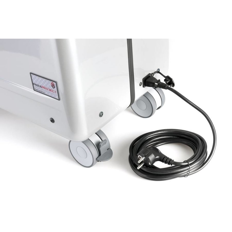 """Mobile charging station for 10x 15"""" Chromebooks, c10 trolley case, with 10 compartments.-7"""