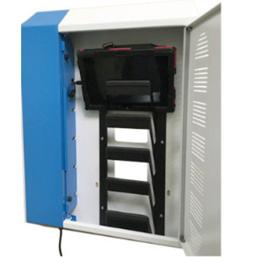Parotec iNcharge WL5 Wall Cabinet charge and storage-1