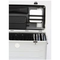 """thumb-Paraproject N16 trolley case for 16x 11.6'' tablets or notebooks until 12"""" silver-4"""
