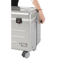 """thumb-Paraproject N16 trolley case for 16x 11.6'' tablets or notebooks until 12"""" silver-5"""