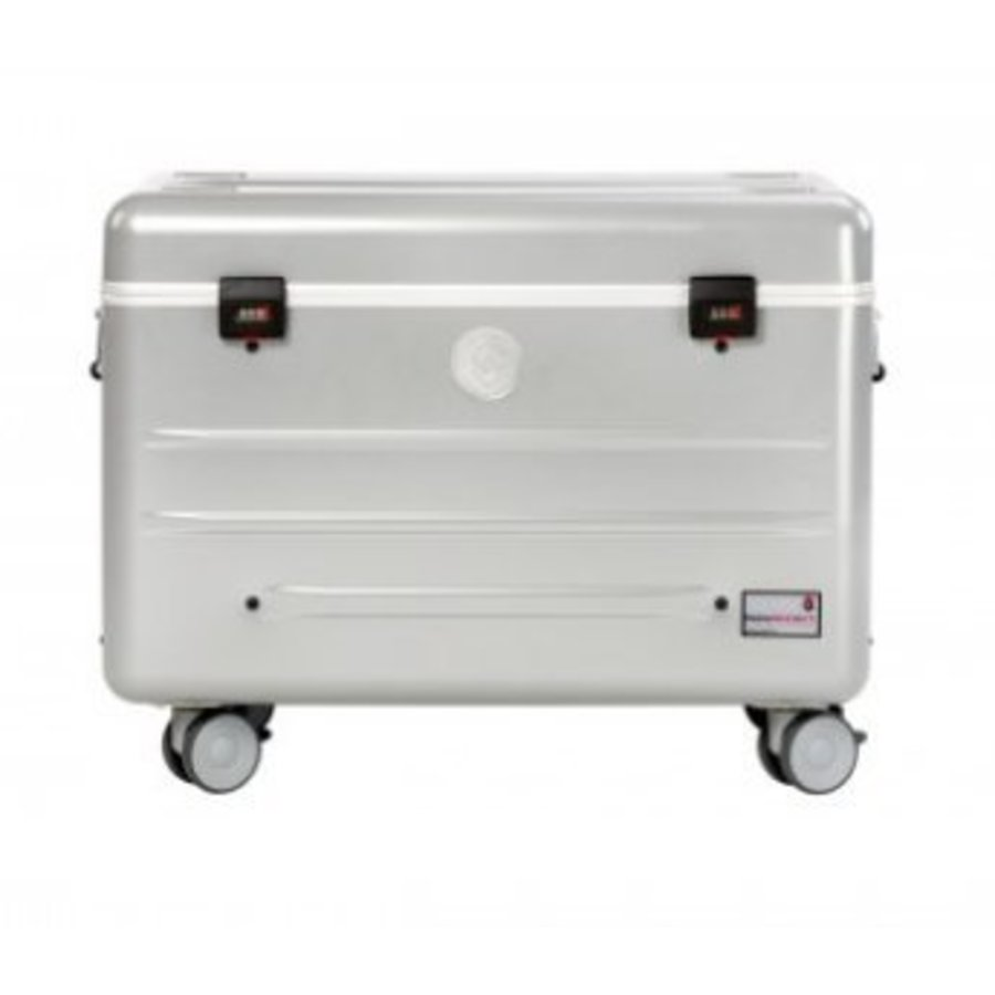 Parat N10 trolley case for Notebooks 10x 15,6'' in silver-1
