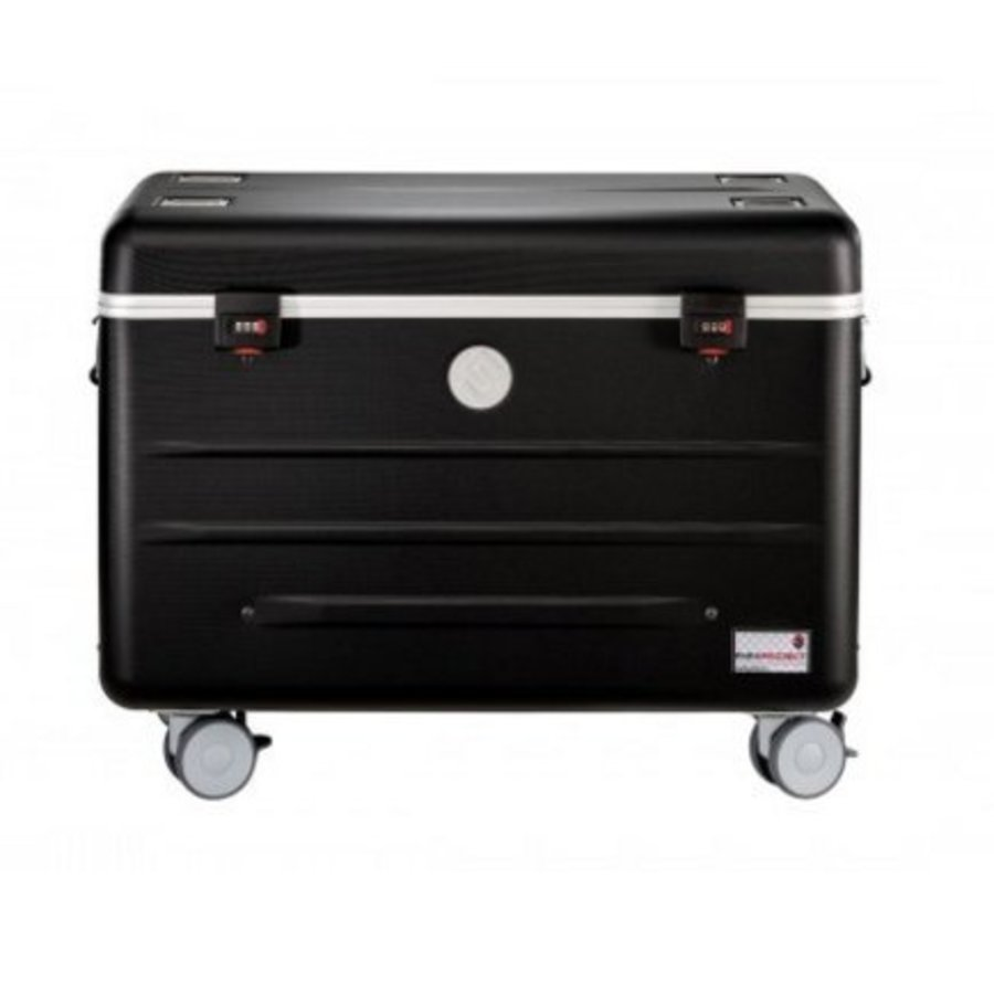 Parat N10 trolley case black for 10 Notebooks until 15,6 inch-2