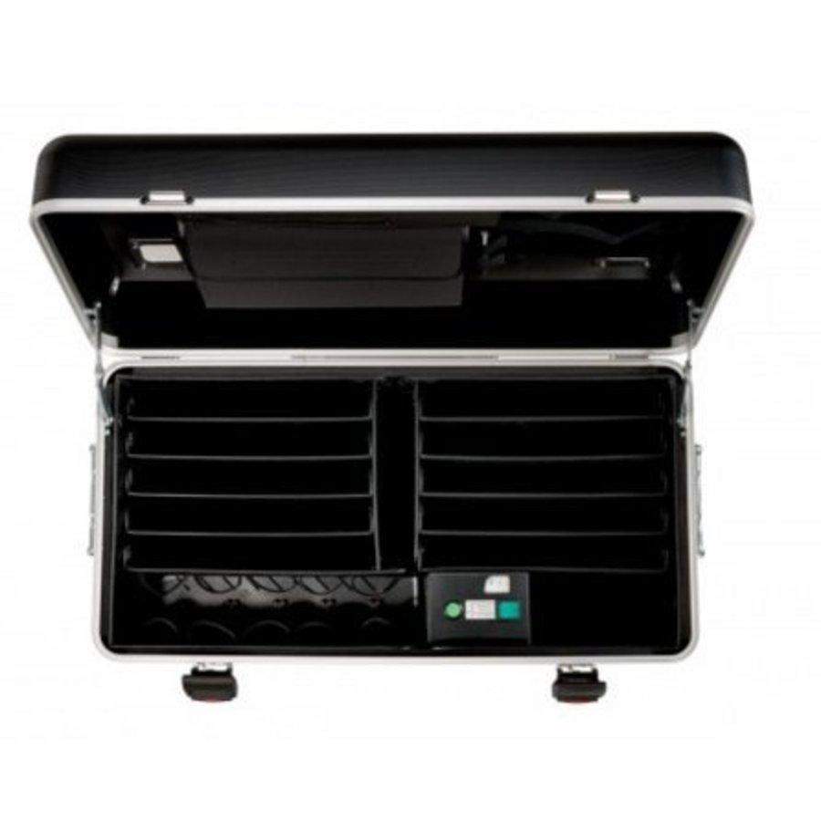 Parat N10 trolley case black for 10 Notebooks until 15,6 inch-3