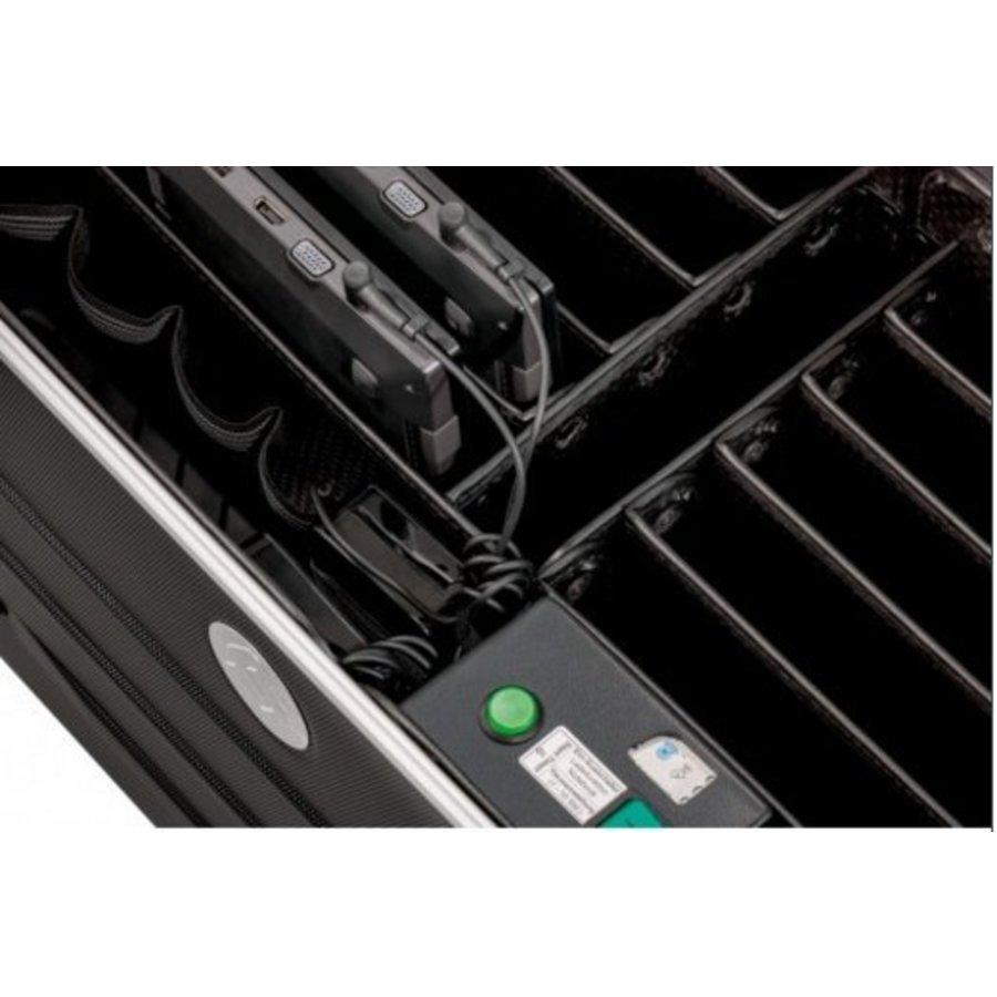 Parat N10 trolley case black for 10 Notebooks until 15,6 inch-4