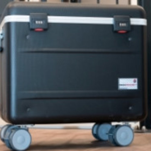 Parat charge N12 trolley case for notebooks in black