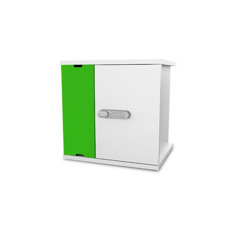 lockable charging cabinet wit 10 bays for tablet and iPad until 11 inch-3