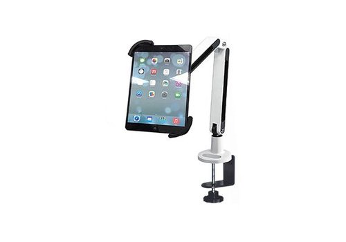 Max Cases tabletsupport swivel arm deskmount universal for tablets till 13""