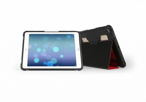 Max Cases hoes eXtreme folio iPad 5 iPad Air rood