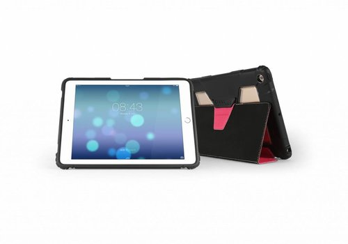 Max Cases hoes eXtreme folio iPad 5 iPad Air roze