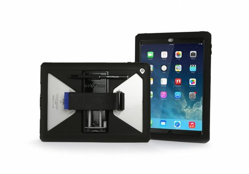 Max Cases hoes eXtreme iPad Air 2 zwart