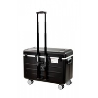 thumb-Paraproject U16S trolley case for tablets charge&sync black-2