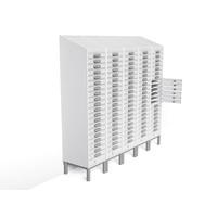 thumb-BYOD charging locker 1:1 laptop / tablets 20 individual lockable bays with mains power socket-1