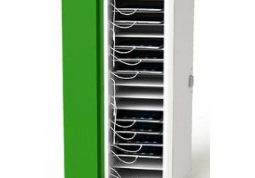 Zioxi charge cabinet for 16 iPads and tablets between 8 and 11 inch