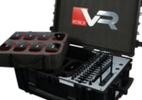 RedboxVR Virtual Reality kit met 15 brillen
