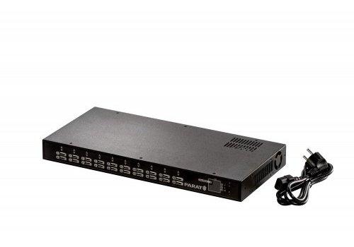 Parat Charge & Sync Switch U20 mit 20 USB-Steckplätzen
