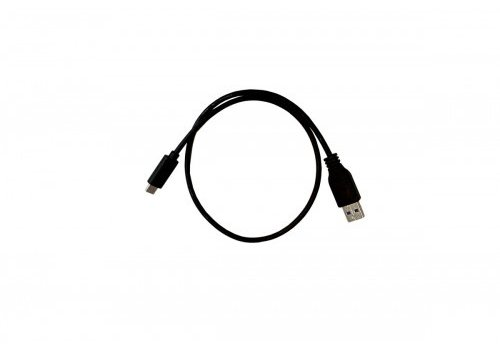 Parat laadkabel 0,5m / 1m zwart USB - USB-C connector