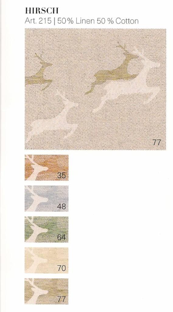 Leitner  Küchentuch Leitner Hirsch 215 (Im 3-er Set) - 5 Farben lieferbar