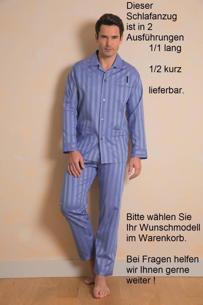 Novila Herren Schlafanzug Novila Kai 8367 (kurz)4 Farben lieferbar