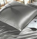 Cellini Design Seidenbettwäsche Mauritius Uni silber