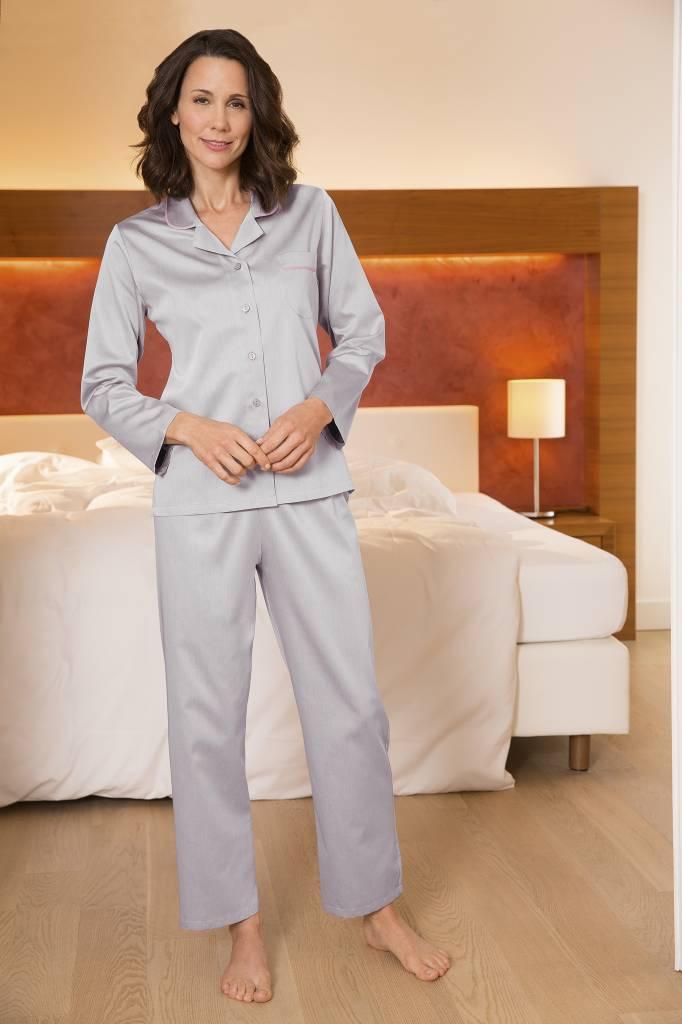 9c77113662 NOVILA -Damen Pyjama-Schlafanzug Damen-Petra-8586 - TEXTILE TRÄUME ...