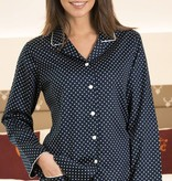 Novila Novila Damen Schlafanzug  Paula 8670-104