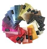 Eagle Produkts  Kissenbezüge (2 Stück pro Farbe im Set) Boston Lammwolle-40x60 cm