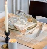 Garnier Thiebaut Garnier Thiebaut Tischset's (4-er Set) 55x40 cm Persina or