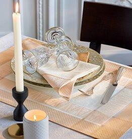 Garnier Thiebaut GT Tischsets (4-er Set) 55x40 cm Persina or