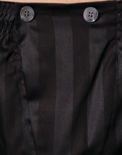 Novila Herren Schlafanzug Novila Kai 8367 1/2 (kurz) -schwarz 28