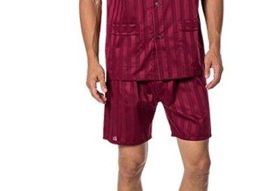 Pyjama Herren kurz