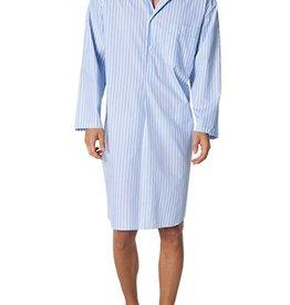 Novila Herren Nachthemd Novila Mario 8380-34-102 Streifen