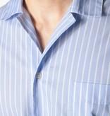 Novila Herren Nachthemd Novila Mario 8380-34-102 Streifen (Auch in Übergröße !)