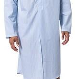 Novila Herren Nachthemd Novila Mario 8580-34-102 Streifen