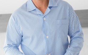 Novila Herren Schlafanzug Pyjama Ralph 8046 hellblau 102