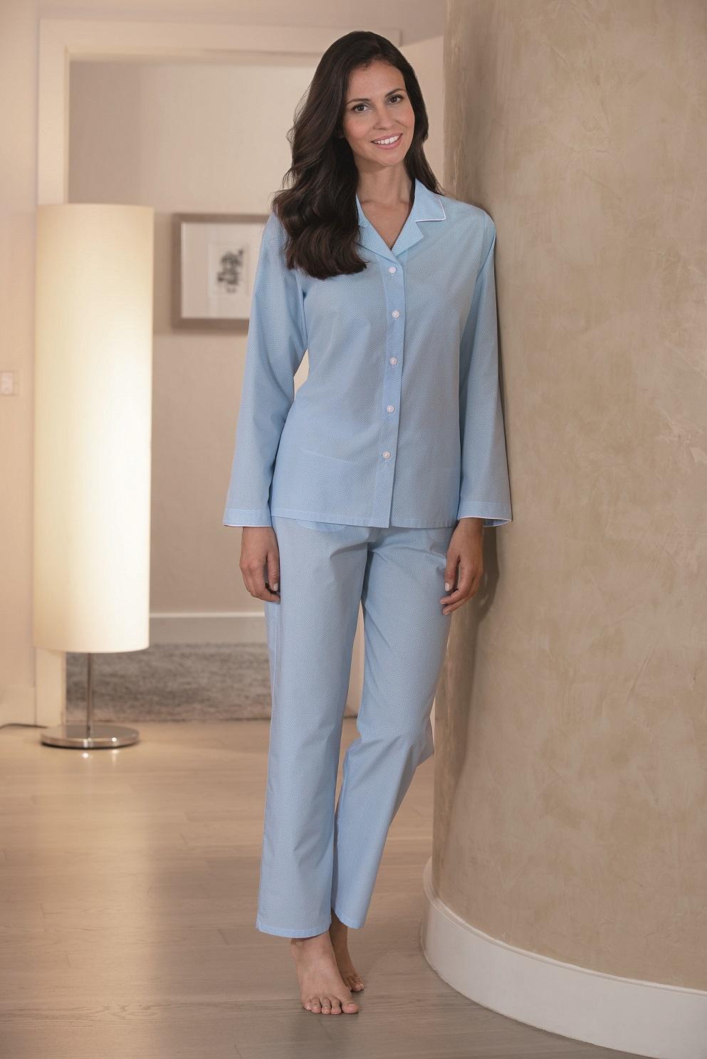 d1fe905955 Novila|Damen Pyjama|Paula 8673|Novila aktuelle Kollektion ...