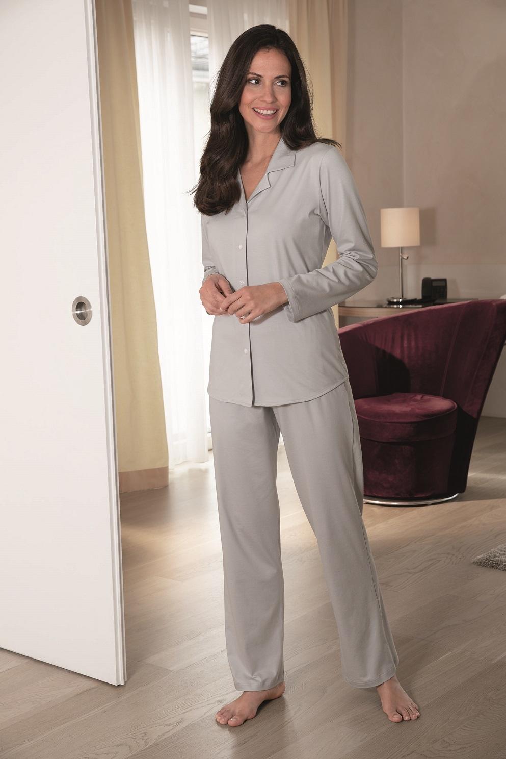 11c2006b79 Novila|Damen Pyjama|Damen Schlafanzug Jersey|Textile Träume ...