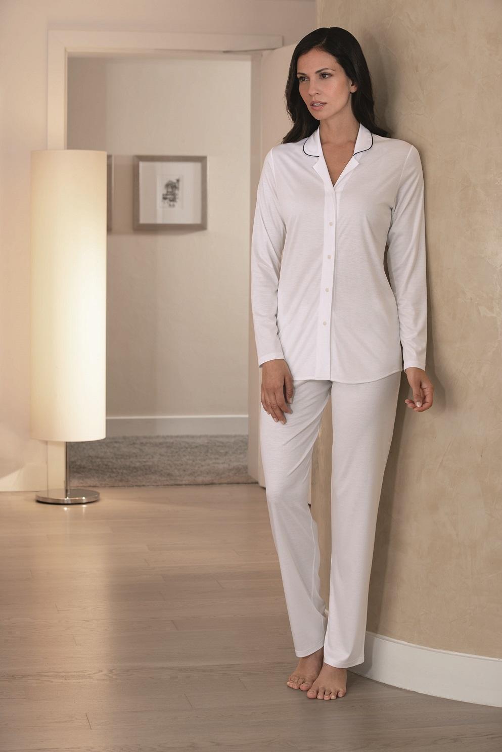 competitive price ed8af 2cf18 Novila|Damen Jersey|Schlafanzug Jersey|Textile Träume|Jersey Pyjama
