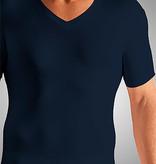 Novila   Novila T-Shirt Stretch Cotton 8035-05 -(3 Stück im Set)