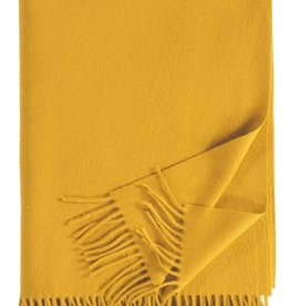 Eagle Produkts Windsor Cashmereplaid 100% Kaschmir Farbe curry 1273